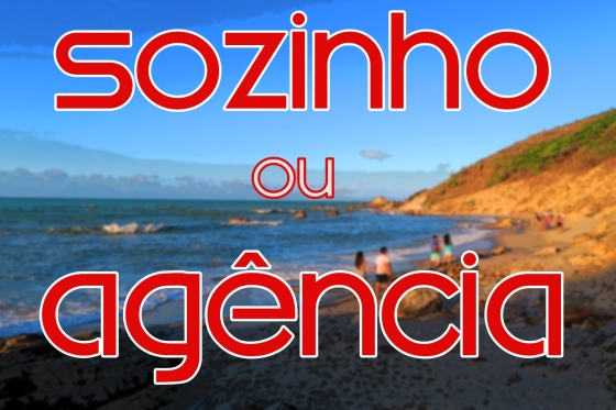 SOZINHO OU AGENCIA